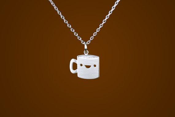 collar taza de cafe