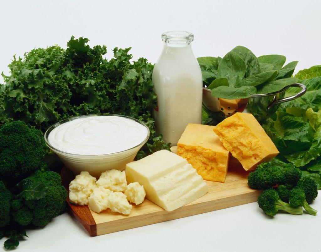 leche queso ricota