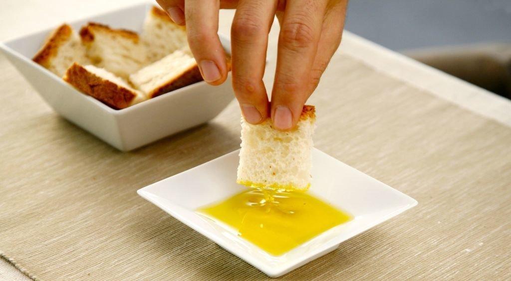 pan aceite de oliva