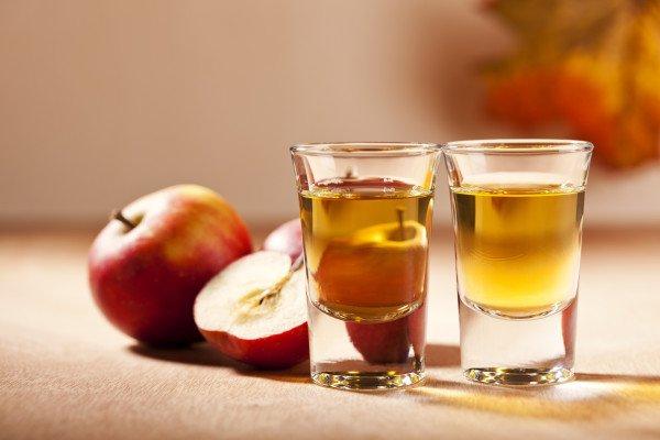 vasos-de-vinagre-de-manzana
