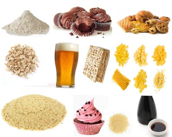 La dieta sin gluten un salvavidas para muchas personas - Alimentos ricos en gluten ...