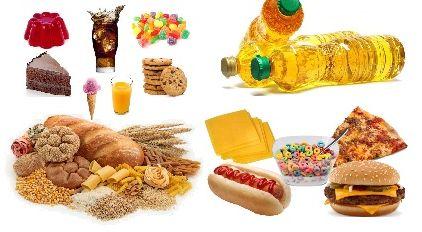 Dieta r pida para perder barriga sin pastillas - Alimentos ricos en carbohidratos ...