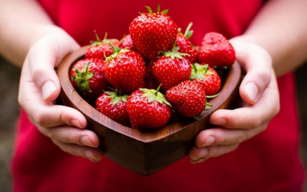 3 propiedades de la fresa que la ciencia acaba de descubrir