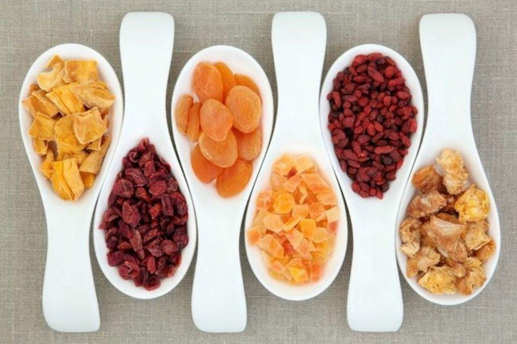 Verduras deshidratadas beneficios
