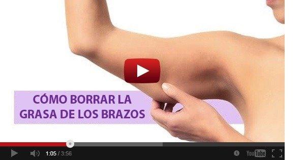 , 'úñ 7 Pasos Para DESTRUIR la grasa de tus brazos