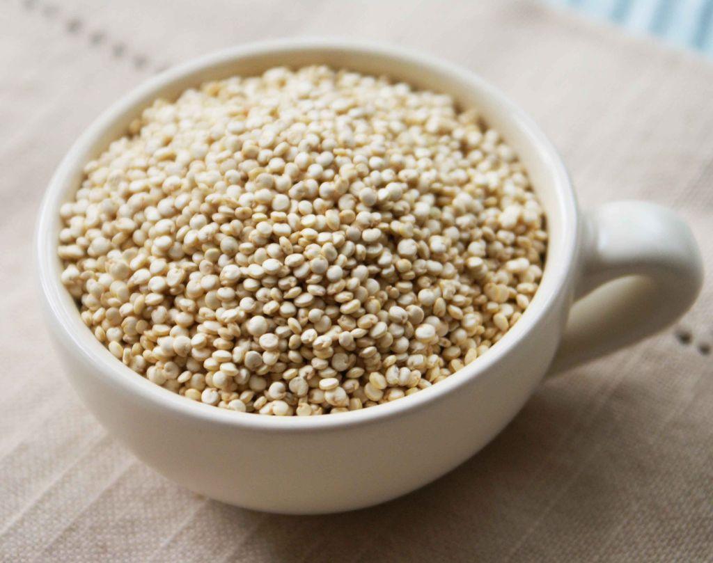 taza de quinoa