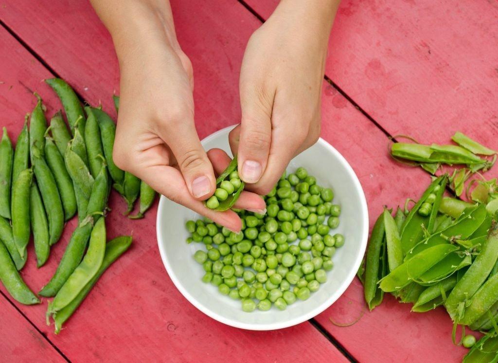 , Las mejores propiedades de las legumbres