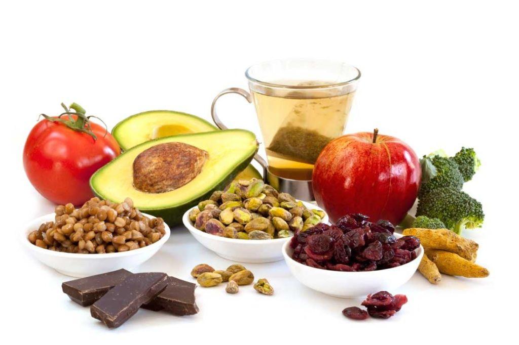 ¿Cómo funcionan los alimentos antioxidantes?