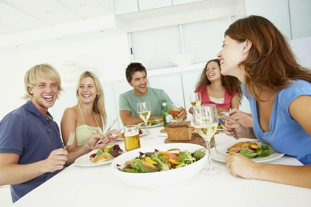 , ¿Cuántas comidas deben consumirse por día?
