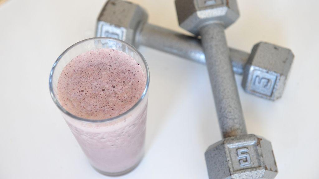 proteina suero de leche pesas