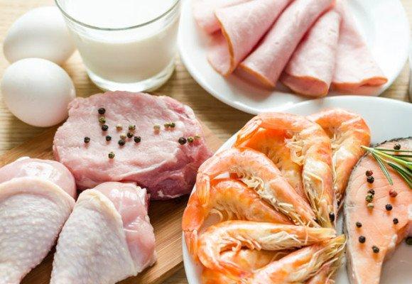 , ¿Qué alimentos contienen más proteína?