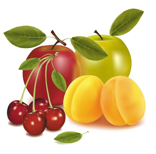 frutas y verduras con alto nivel de proteinas