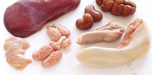 carne-organos