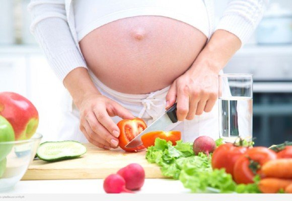 dieta para mujeres embarazadas con azucar alto