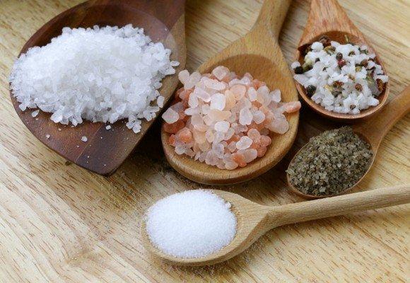 La sal marina es buena para adelgazar