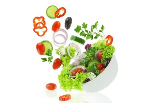 , 10 recetas de ensaladas fáciles, saludables y deliciosas (#2 es mi favorita)