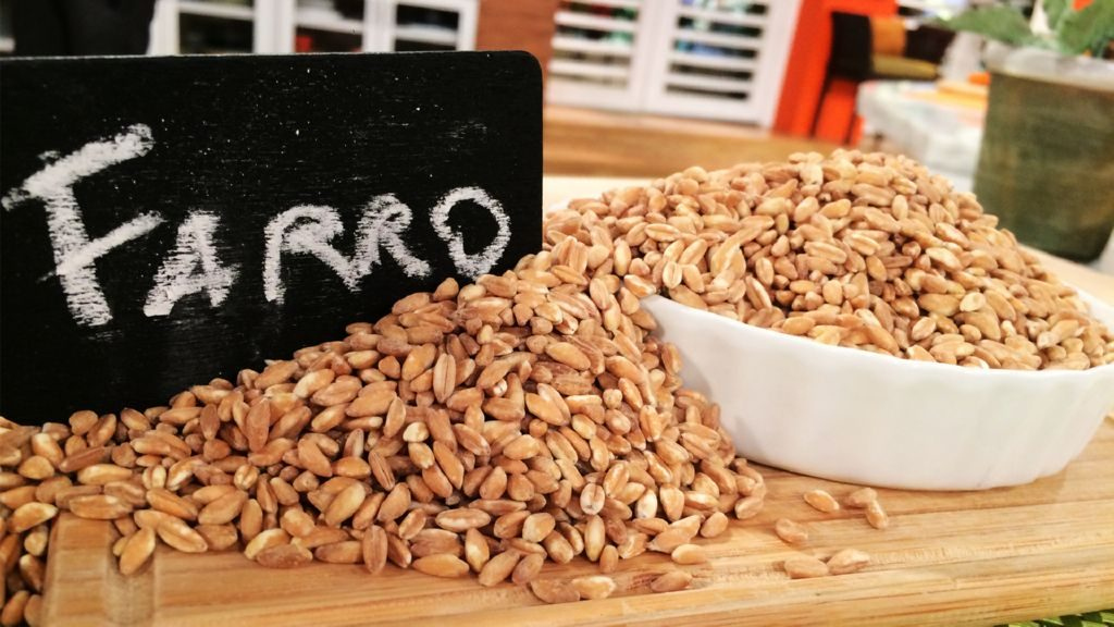 , 5 Beneficios del farro, un grano antiguo, saludable y nutritivo.