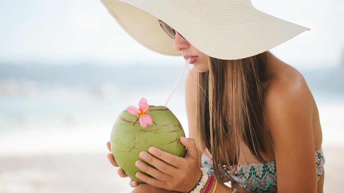 Leche de coco: propiedades y beneficios de la salud