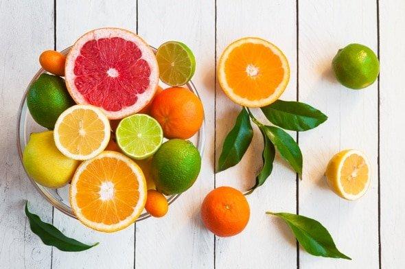 7 razones para comer más frutas cítricas