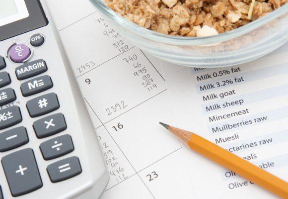 Contar las calorias para bajar de peso