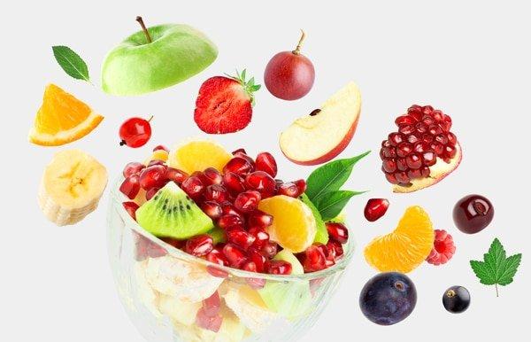 ¿Cuánta fruta se puede comer diariamente?