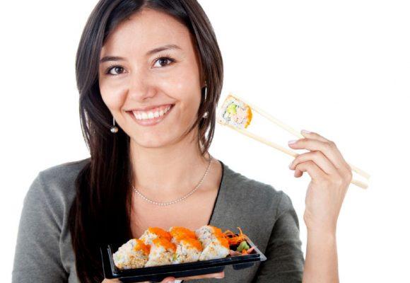 , 7 razones por qué el sushi te puede hacer engordar