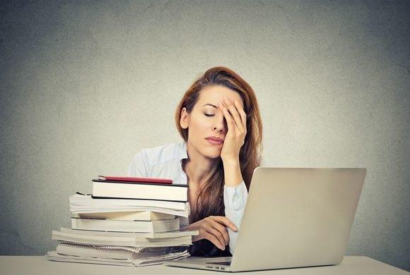 10 razones por las que puede que siempre estés cansado (y que hacer al respecto)