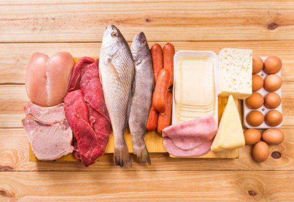 , 10 alimentos que son casi pura proteína