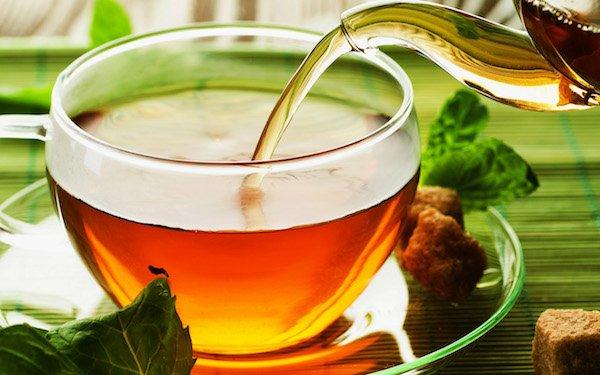 4 Estimulantes en el té - más que sólo cafeína