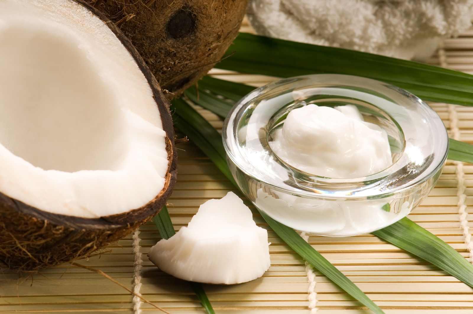 31 usos prácticos para el aceite de coco