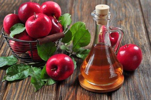 Cuales son los beneficios de tomar vinagre de sidra de manzana