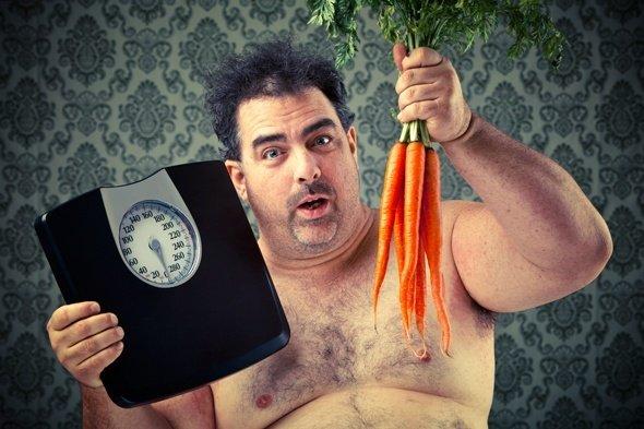 Los 12 grandes mitos sobre la pérdida de peso