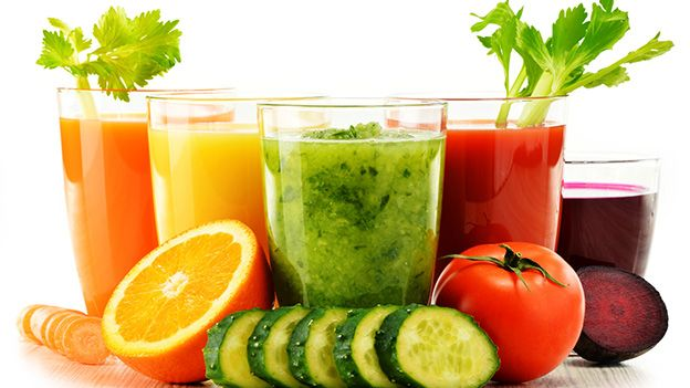 16 diuréticos naturales para mantenerte sano