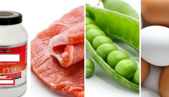 guisantes para perdida de peso