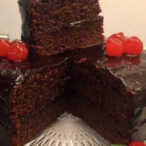 Tarta de chocolate sin gluten ¿Cómo hacer? Paso a Paso