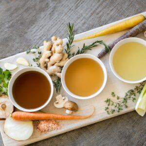 Proteína del caldo de huesos: propiedades y beneficios para la salud