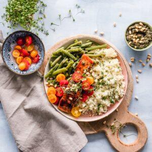 Ensalada de quinoa: receta fácil y saludable