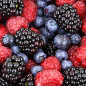 8 frutos rojos que son buenos para tu salud