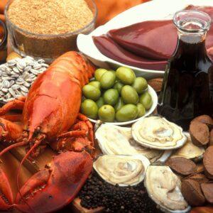 12 alimentos con zinc que son buenos para nuestra salud