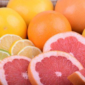 Las 9 mejores frutas cítricas que son buenas para nuestra salud