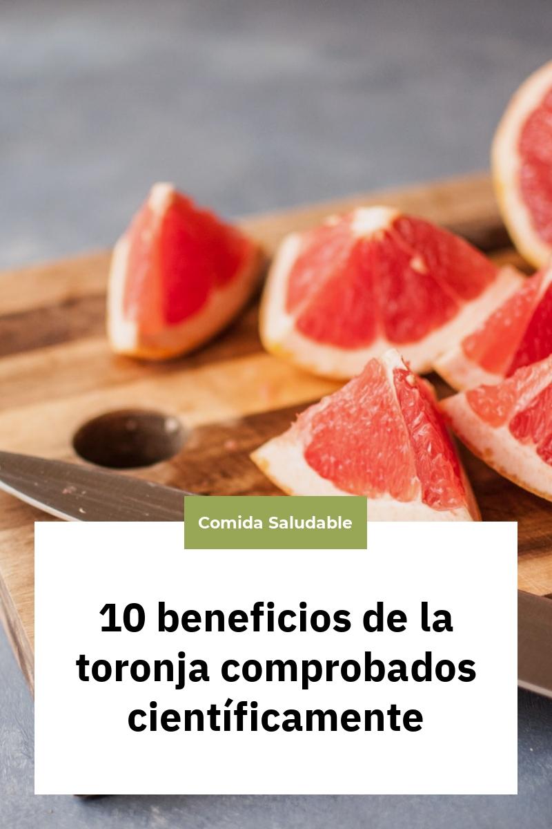 10 beneficios de la toronja comprobados científicamente